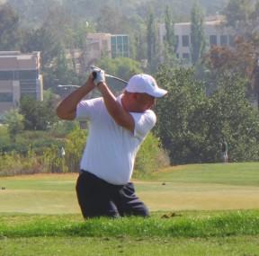 golfing in Santa Clarita