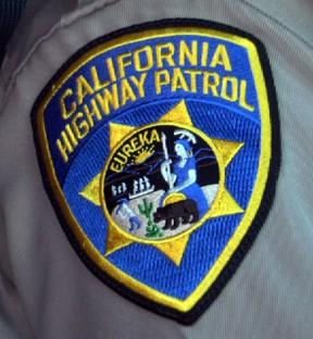 California Highway Patrol shoulder patch