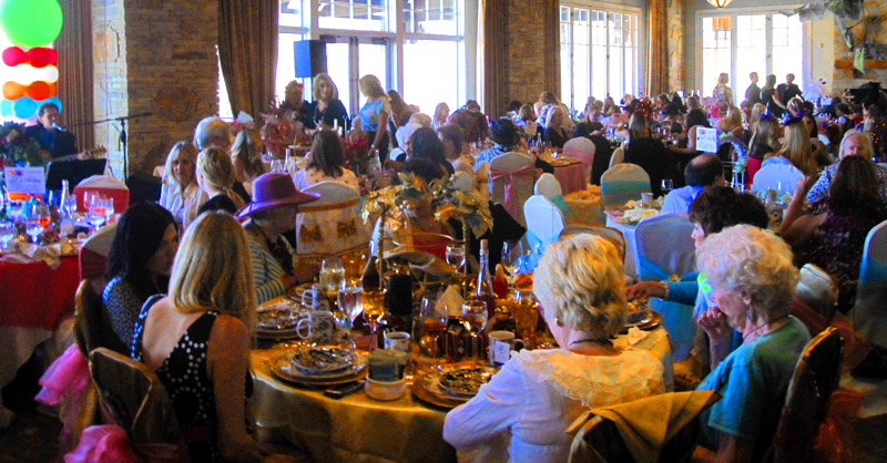 Circle Of Hope Hosts Many Colors Of Hope Afternoon Tea
