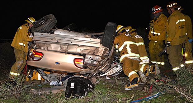 Lancaster Woman Killed In 14 Freeway Crash Monday Night