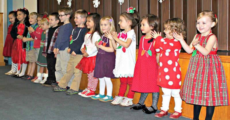 Little Shepherd Nursery School