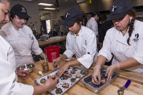 College Of The Canyons Unveils New Culinary Arts Building-4
