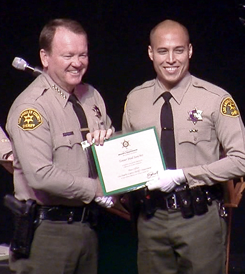 Scvnews Com Men And Women Begin Peace Officer Careers