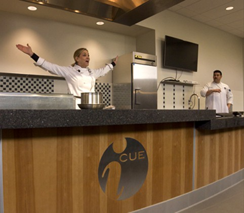 COC's Culinary Arts Cafe (iCuE)
