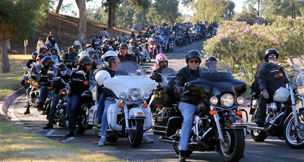 Love Ride Foundation officials are planning to host their last Love Ride after more than 30 years of festivals with Grand Marshall Jay Leno, Dave Grohl and the Foo Fighters at Castaic Lake.