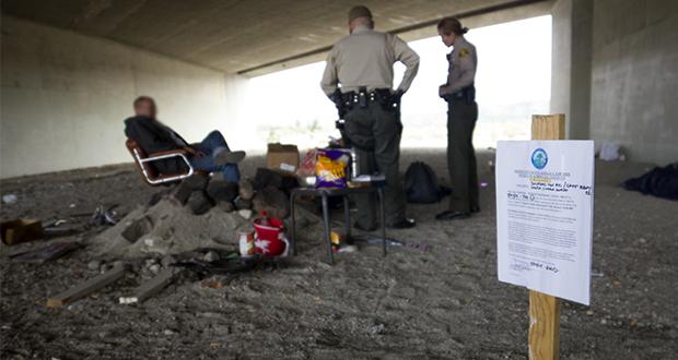 Homeless Outreach Santa Clarita Valley