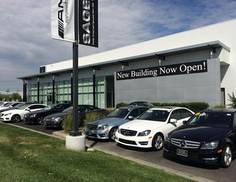 Mercedes of valencia builds out dealership for Mercedes benz of valencia