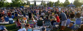 Concerts in the Park at Central Park in Santa Clarita