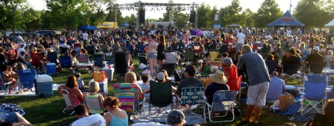 Concerts in the Park at Central Park in Santa Clarita