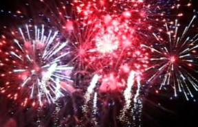 fireworks show legal