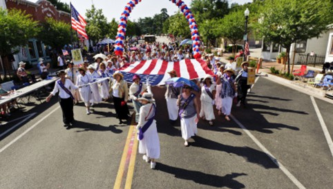 Fourth of July Parade entry deadline