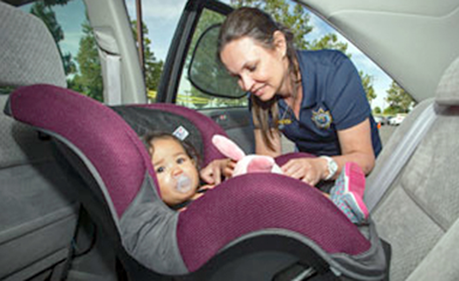 Need Help With That Car Seat? CHP Is There