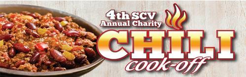 4th annual chili cookoff