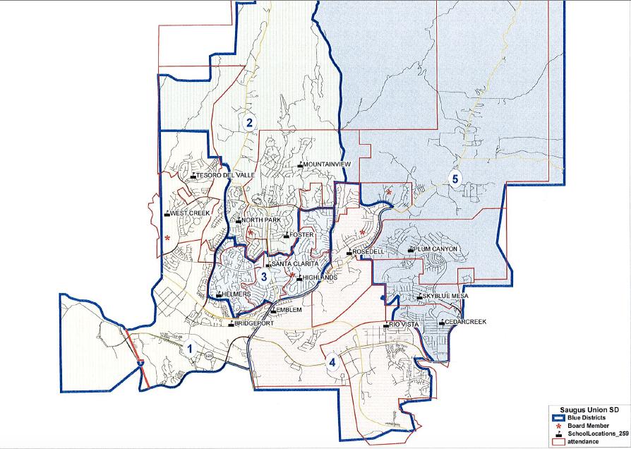 trustee area blue
