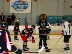 SNAP Fylers special needs hockey team