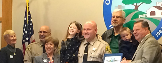 Deputy of the Year