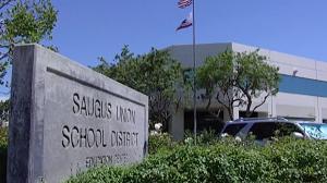 Saugus Union School District office 2