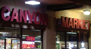 canyon market