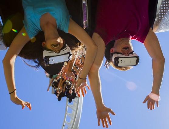 Coaster Con at Six Flags Magic Mountain