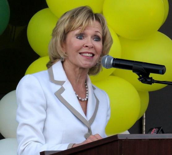 Hart District Superintendent Vicki Engbrecht.