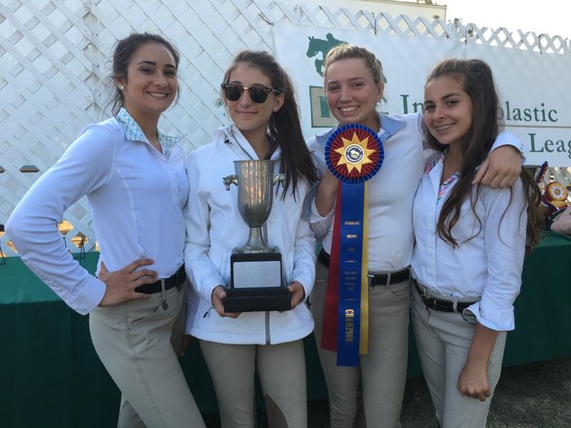 Scvnews Com Sierra Vista Junior High Equestrian Team