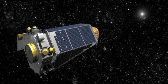 Kepler Spacecraft (NASA)