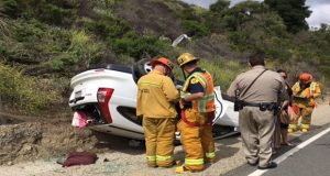 accident old road 14 freeway 052016