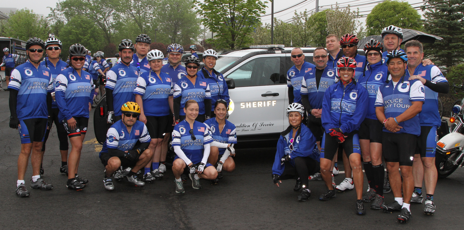 Scv deputies to participate in police unity for Police tours