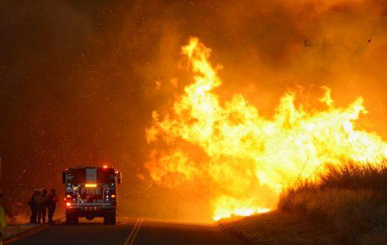 Photo courtesy of the Santa Barbara County Fire Department.