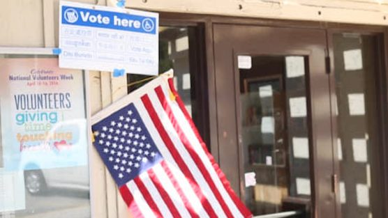 elections - voter polling place