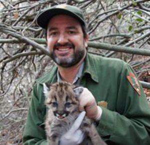 National Park Service's Seth Riley