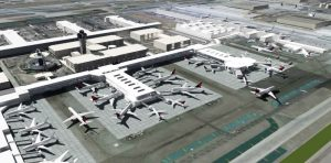 Delta to Relocate, Upgrade Operations at Los Angeles International Airport through $1.9B Plan (PRNewsFoto/Delta Air Lines)