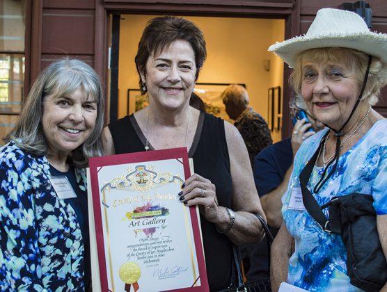 Norma Warden, Rosalind Wayman, Jeanne Iler