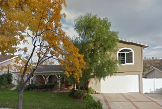 Plaintiff's former/sold 27210 Garza Drive residence