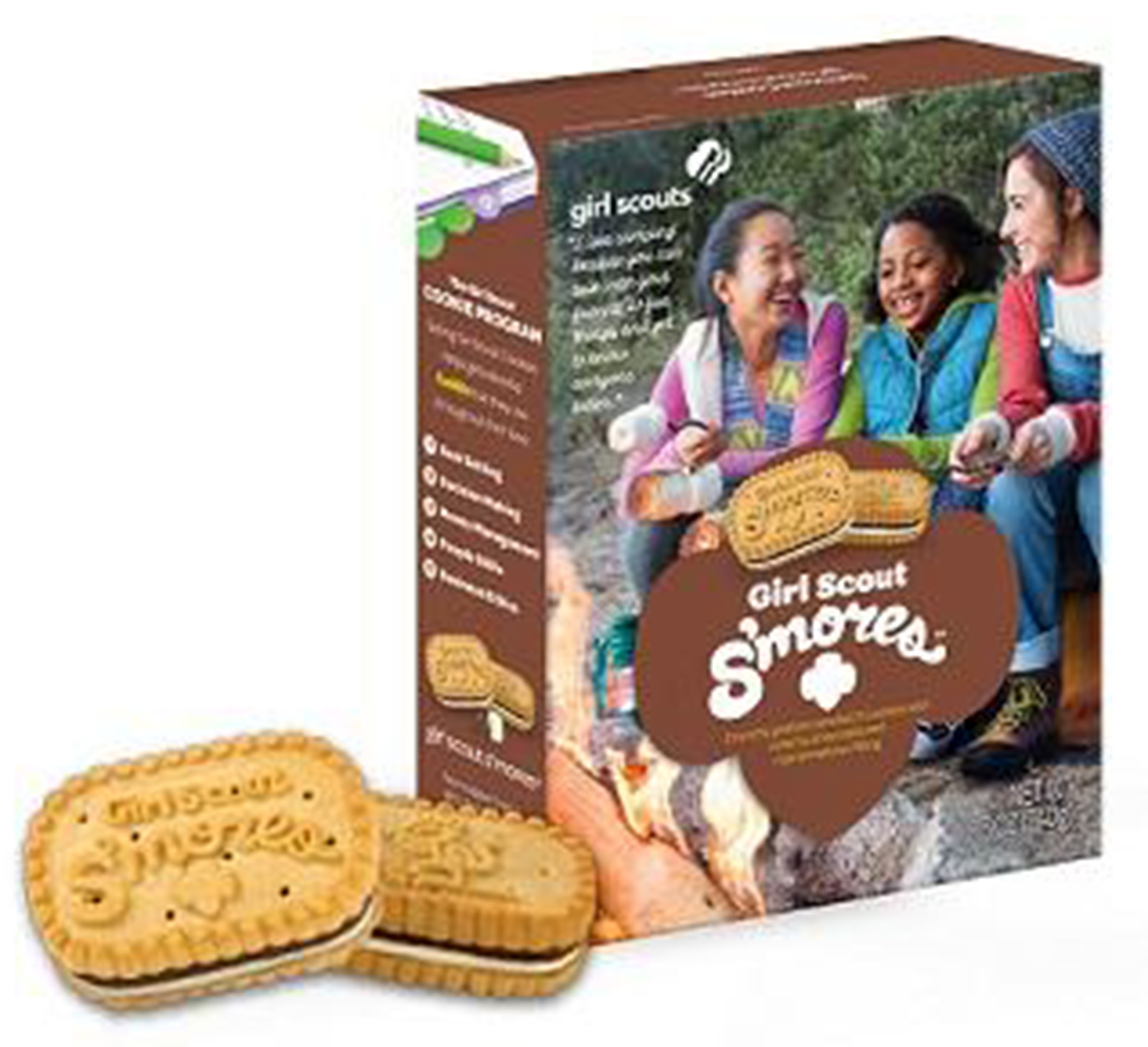 scvnews   girl scouts announce commemorative s mores
