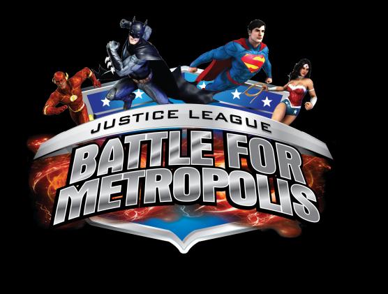 Justice League Battle for Metropolis_logo