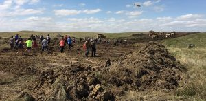 On Sept. 3, one day after a federal judge denied a temporary injunction, Dakota Access Pipeline construction workers graded burial grounds and other sites sacred to the Standing Rock Sioux Tribe.