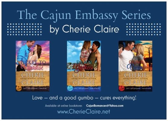 cajun embassy book series cherie claire