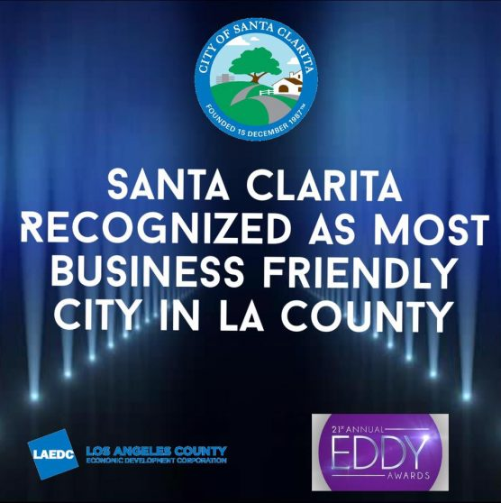 edc santa clarita most business friendly city