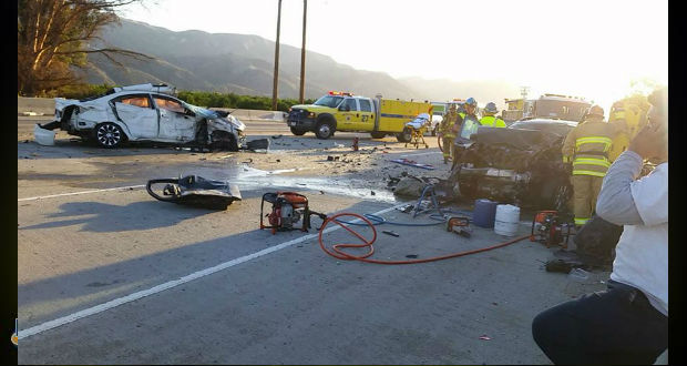Car Accidents In Oxnard Ca Today