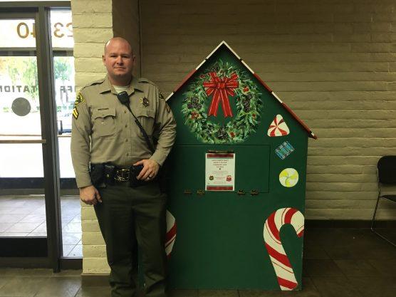 SCV Sheriff's Station Holiday Toy Drive