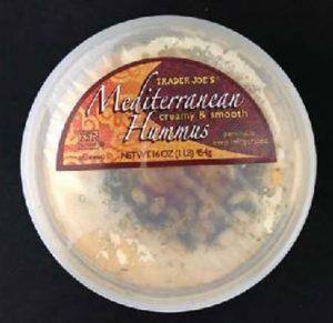 Trader Joe's Mediterranean Hummus