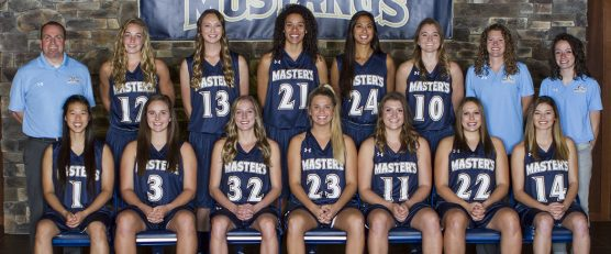 TMU Women's Basketball file 2017