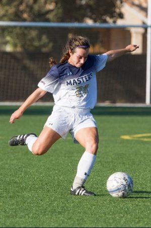 TMU Mustangs women's soccer