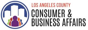 Los Angeles County consumer and business affairs