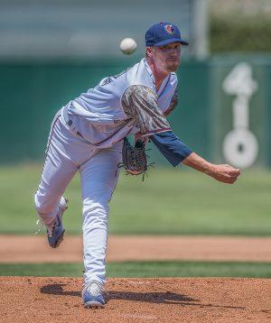 Lancaster JetHawks pitcher Trey Killian