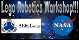 AERO NASA LEGO summer robotics workshop
