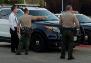 arrest for assault | Photo: Mauricio LaPlante