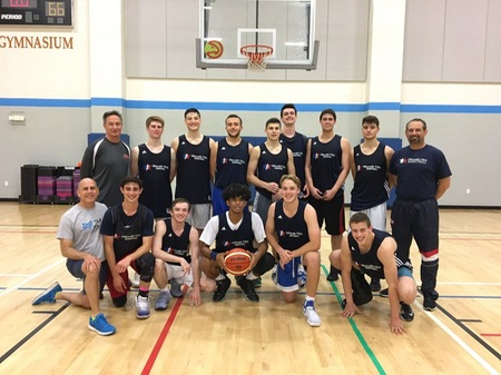 COC men's basketball