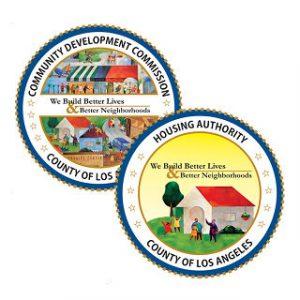 Community Development Commission logo